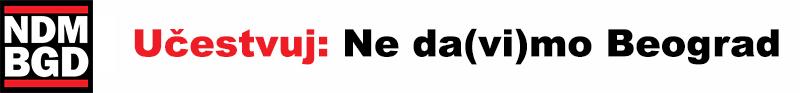 Ne da(vi)mo Beograd